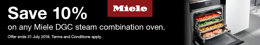 Miele Steam Combo Oven