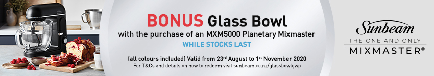 Sunbeam Glass Bowl