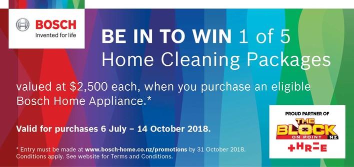 Bosch Block Promotion