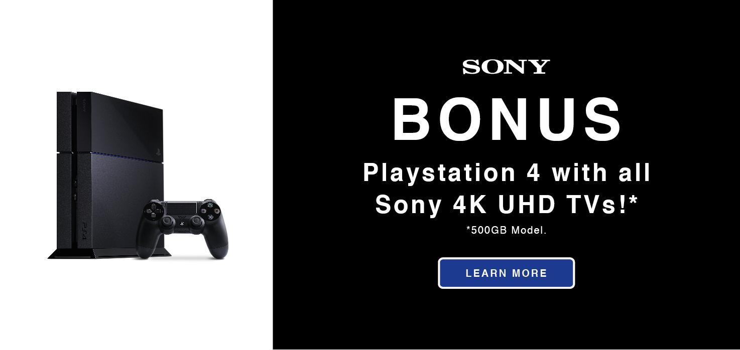 Bonus Playstation 4
