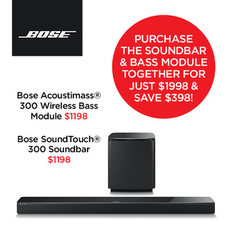 Bose Package
