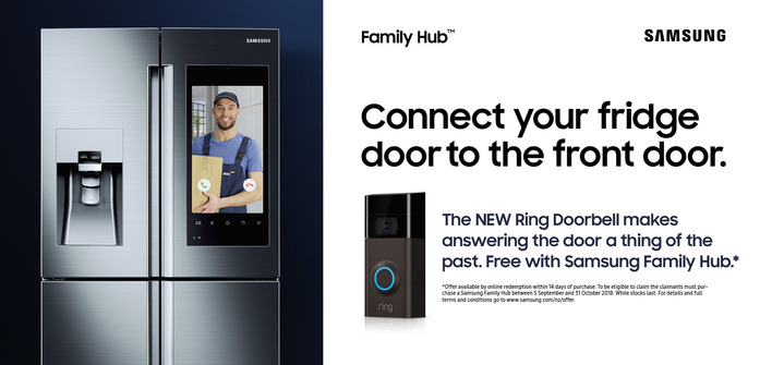 Samsung Ring Promo