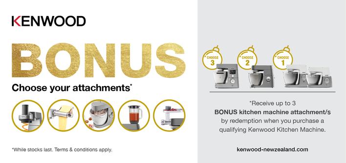 Kenwood Kitchen BONUS