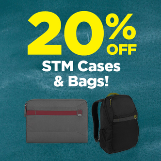 20% OFF STM BAGS