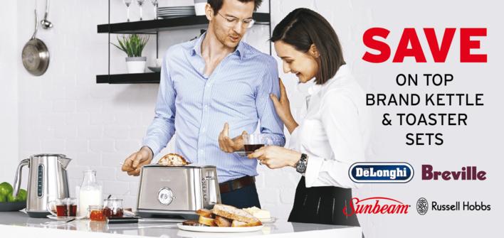 Kitchen Inspirations - Toaster & Kettles