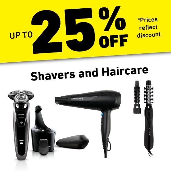 Shavers #LWESH25