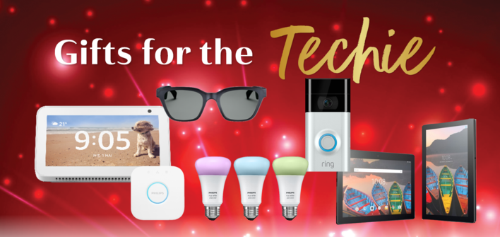 Greatest Gift Ideas - Techie