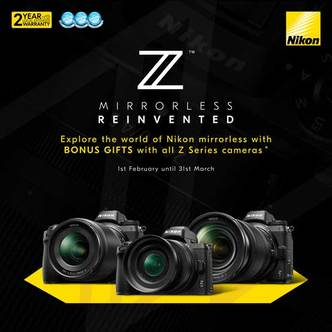 Nikon Z 50 promo