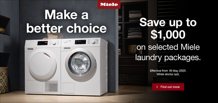 Miele Package Promo
