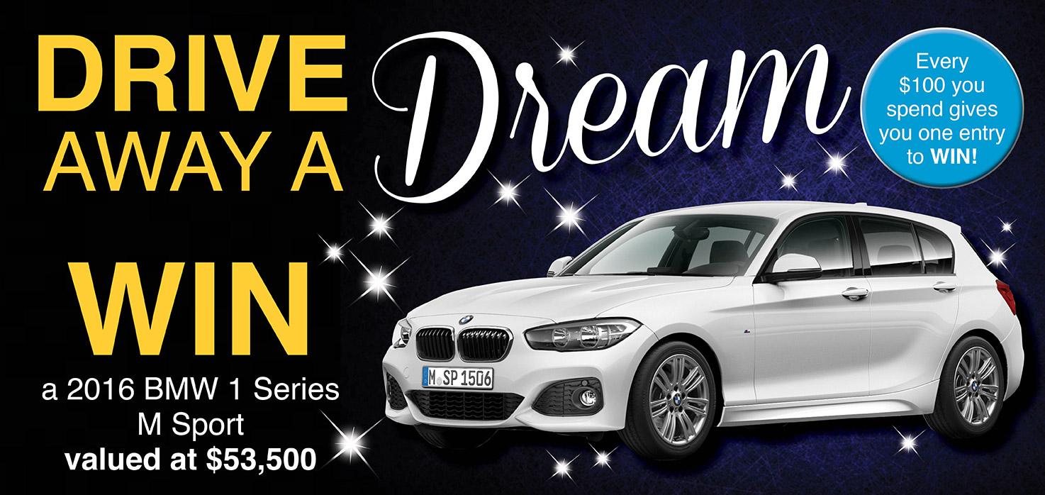 Drive Away A Dream Promo