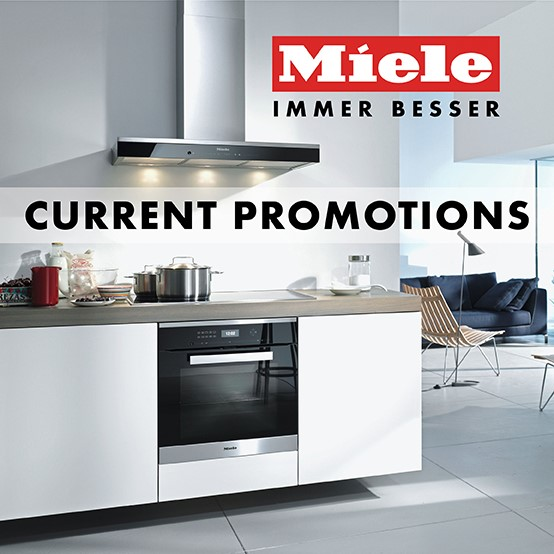 Miele Promotional Offer