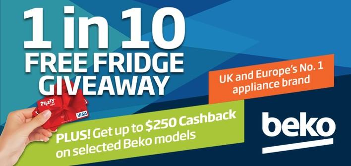 Beko Cashback Promo