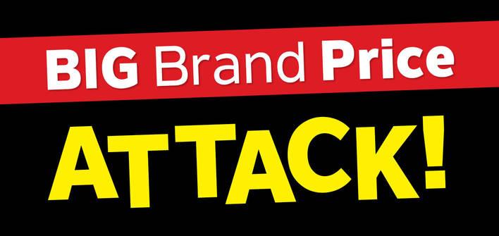 Big Brand Price Attack