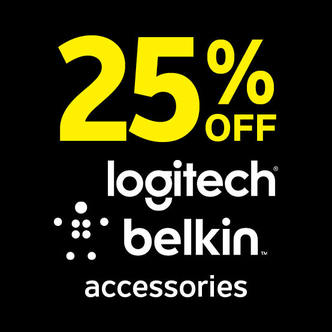 Big Brand Price Attack - Logitech / Belkin