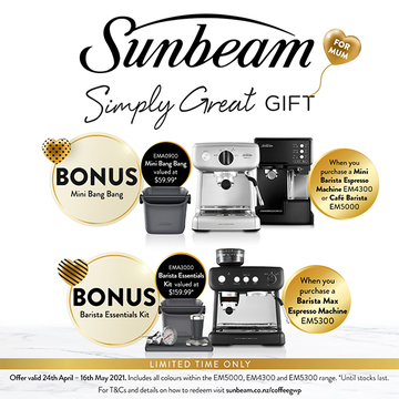 Sunbeam promo 600