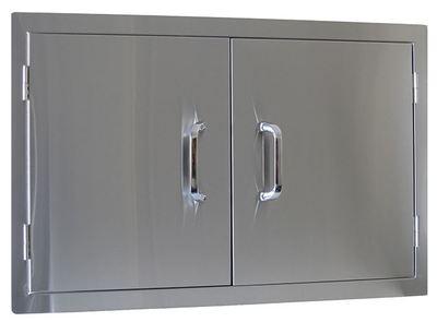 Beefeater Double Storage Door