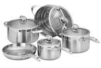 Scanpan CLAD 5 5 Piece Cookware Set