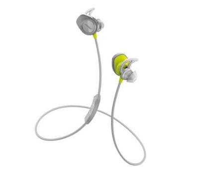 Bose SoundSport In Ear Wireless Headphones - Citron