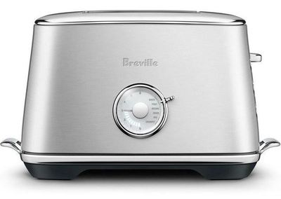 Breville the Toast Select Luxe Toaster Silver