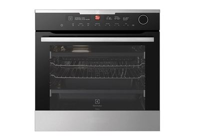 Electrolux 60cm SS Pyro 15 FXN Oven (Ex-Display Model Only)