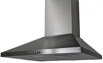 Award Traditional Stainless Steel Canopy Hood
