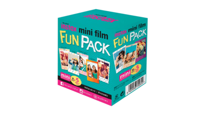 Fujifilm INSTAX Mini Film Fun 50 Pack