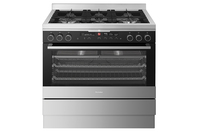 Electrolux Stainless Steel 90cm Freestanding Cooker