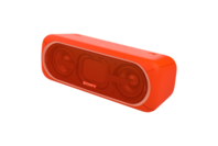 Sony Portable Wireless Bluetooth Speaker - Red (Display)