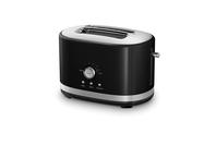 KicthenAid 2 Slice Black Toaster