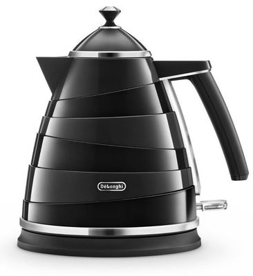 Delonghi Avvolta Kettle - Black