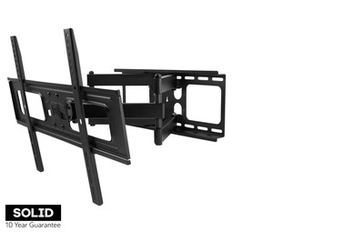 One For All Solid Wall Mount TURN 120degrees 32-84 Inch