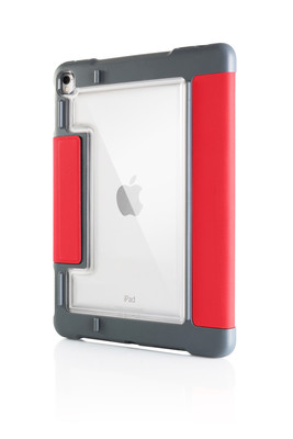 STM Dux Plus Case for 9.7-inch iPad Pro - Red
