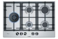 Bosch 75cm Gas Stainless Steel Cooktop