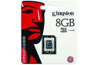 Kingston 8GB microSDHC - 1 Card