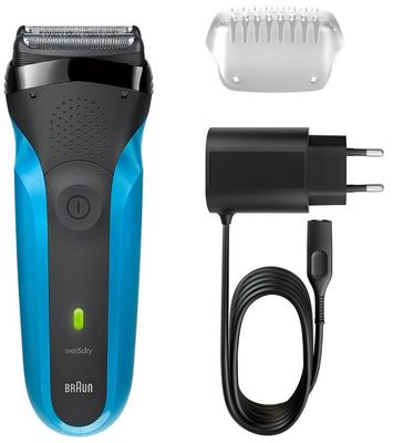 Braun Series 3 310s Wet&Dry Electric Shaver
