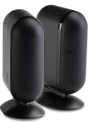 Q Acoustics Pair Satellite Speakers - Black
