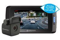 Navman MiVUE 800 Dual Camera