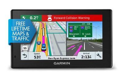 Garmin DriveAssist 51 LMT-S GPS and Dash Cam