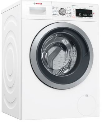 Bosch 9kg Front Load Washing Machine - White