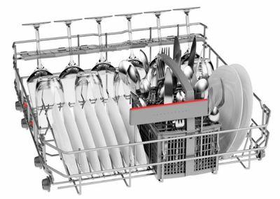 Bosch 60cm built under dishwasher smu66ms02a 3
