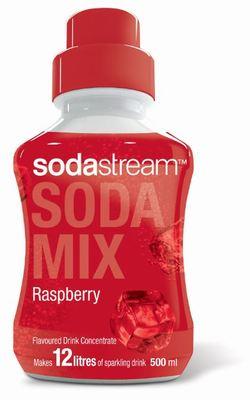 SodaStream Raspberry 500ml Soda Mix