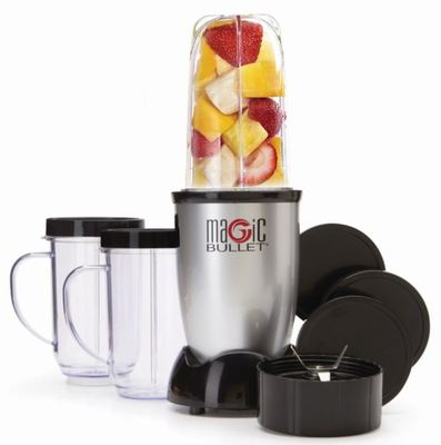 Magic Bullet 200 Watt 11 Piece Set
