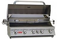 Bull Open Brahma Grill Head - Stainless Steel