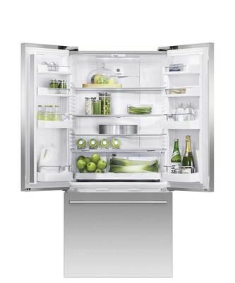 Fisher   paykel 519l activesmart french door fridge stainless steel rf522adx5