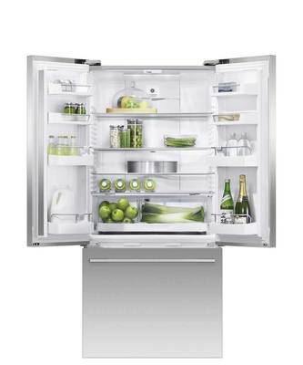 Fisher   paykel 519l activesmart french door fridge stainless steel rf522adx5