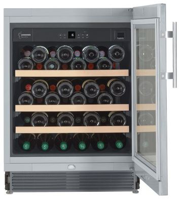 Liebherr 46 Bottle Single Zone Built-in Wine Cabinet