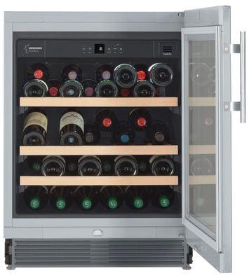 Liebherr 46 bottle built in wine cabinet uwkes1752 3