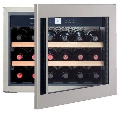 Liebherr 18 bottle built in wine cabinet wkees553 3