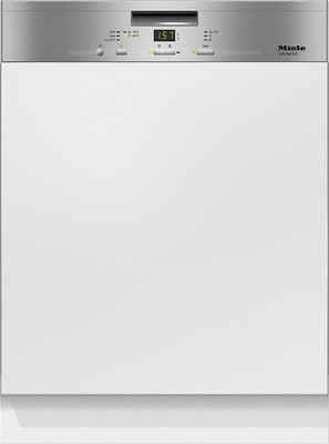 Miele Semi-Integrated Dishwasher - Clean Steel