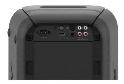 Sony bluetooth high power home audio system gtkxb60b 5